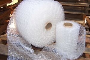 Bubble Wrap Large Bubbles 1 2 250 Ft X 12 Perforated Every 12 4 Rolls 250f