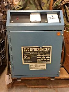 Industrial Battery Charger 125 00
