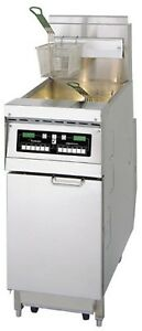 New Frymaster H17sc fph17sc Electric Deep Fryer W Solid State Controls 440v
