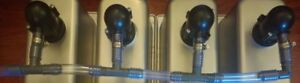 Plumbing Kit For 4 Drains 3 4 Compartment Concession Sink Portable