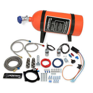 Nos Nitrous Oxide Injection System Kit 07163nos Wet For Chevy Ls Series