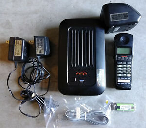 Avaya Legend Magix Ip Office Partner 3920 700471121 Cordless Wireless Phone