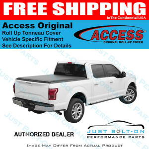 Access Original For 17 19 Honda Ridgeline 5ft Bed Roll up Cover 16039