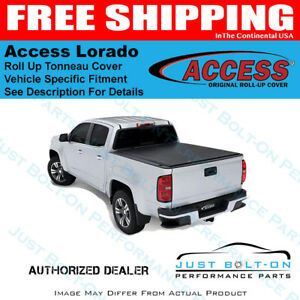 Access Lorado For 17 19 Honda Ridgeline 5ft Bed Roll up Cover 46039