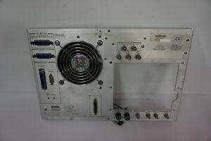 Wiltron 37369a Rear Panel Assembly