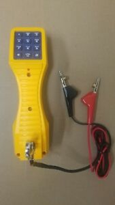Fluke Networks Ts19 Telephone With Clips