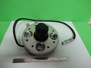 Dektak Veeco Wyko Profilometer Objective Nosepiece For Optics As Is Bin x5 b 53