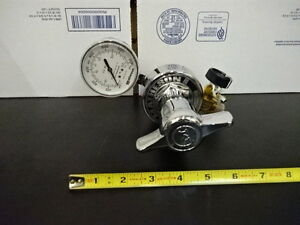Matheson Manometer Regulator Valve Gas Process Control As Is 78 01