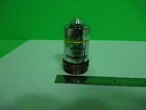 Dektak Veeco Wyko Profilometer Objective Olympus 10x Optics As Is Bin x5 b 51