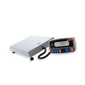 Torrey Sr 50 100 Electronic Digital Shipping Scale With Large Display And Bac