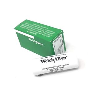 Genuine Welch Allyn 3 5v 72200 Rechargeable Battery