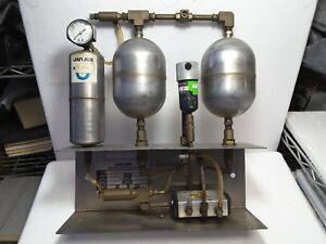 Van Air Mm 5 Heatless Regenerative Desiccant Air Dryer Rare Be Quick 249