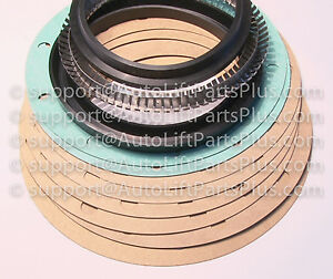 Universal Spring style Seal Kit For In ground Globe Lift 8 1 2 Pistons Uw81