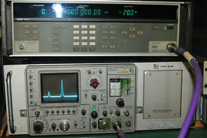 Tektronix 491 Spectrum Analyzer For Rack Mounting