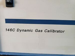 Thermo Environmental 146 C Dynamic Gas Calibrator With Ozonator