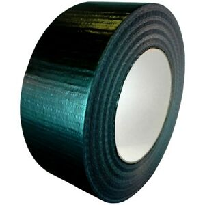T r u Utility Grade Cloth Duct Tape 2 Wide X 60 Yd Lenght black