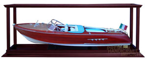 Ship Display Case For Speed Boats 26 28 With Acrylic