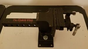 Black & Decker Workmate 7 inch Quick Vise