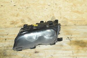 00 03 Bmw 325 330 M3 E46 Front Left Driver Xenon Headlight Lamp Assembly Oem