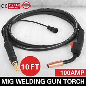 Lincoln Welder Welding Gun Parts Torch Stinger Replacement 3m Hq 100l Hot