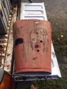 Ih Farmall Regular Hood