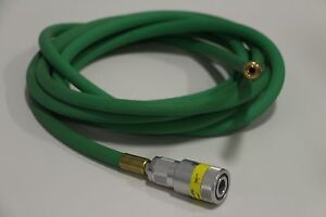 Medical Air Schrader Female 1 8 F Npt With 15 Parker Oxygen Air Hose