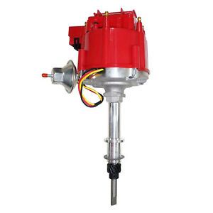 jmr6522r 6 Cylinder Igniton Distributor For 6 Inlines Chevy 230 250 292