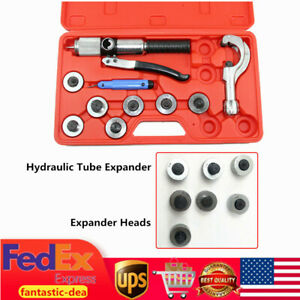 7 Lever Hydraulic Tube Expander Swaging Tubing Expander Tools Hvac Kits New Hot