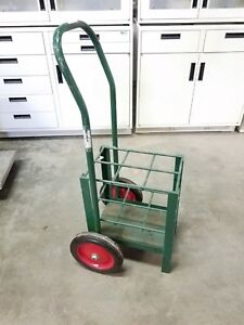 Anthony Welded Products 6061 Multiple Cylinder Cart