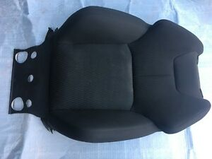 Range Rover Evoque Front Right Side Leather Seat Back Rest Air bag Cover