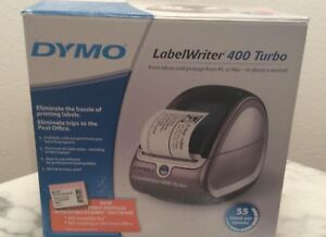 free Shiipping Dymo Label Writer 400 Turbo Brand New In Box Postage Printer