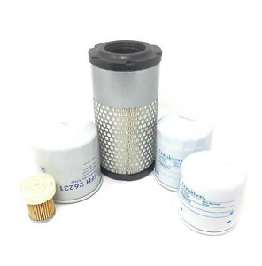 Kubota Rtv x1140 utility Vehicle Maintenance Filter Kit