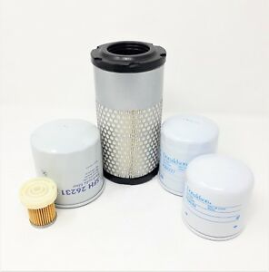 sc Kubota Rtv x1140 utility Vehicle Maint Filter Kit