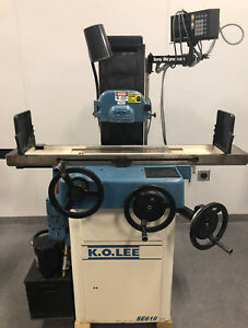 K o Lee Model Se618 6 X 18 Surface Grinder W Lh51 2 Sony Magnescale Readout