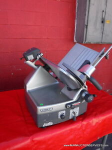 Hobart 2912 Electric Automatic Slicer 12 Blade
