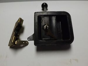 Timberjack Log Skidder Door Latch New Old Stock