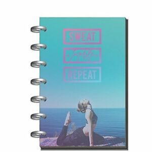 Me My Big Ideas Create 365 The Happy Planner Mini Fitness Tracker And Food