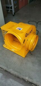 Pelsue 1000 Model 1000 Pel port Manhole Ventilator Air Supply Blower Fan