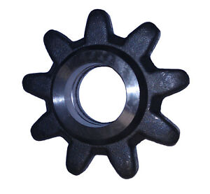 9 Tooth Idler Sprocket 140707 Ditch Witch Trencher H311 H411 H515 Rt36