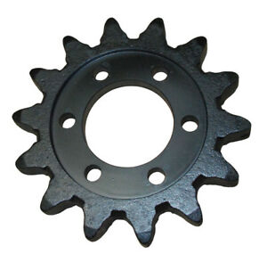 14 Tooth Drive Sprocket 6700779 Fits Bobcat Lt305 Trencher Attachment