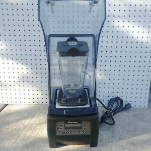 Vitamix 036063 The Quiet One On Counter Commercial Blender Vm0145
