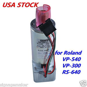Us Stock Original Scan Motor For Roland Vp 540 Vp 300 Rs 640 6700469020