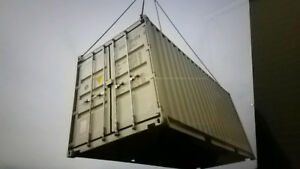 Brand New 20 One Trip Shipping Containers we Can Deliver Best Deal Around