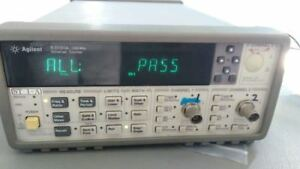 Hp Agilent 53131a 030 Frequency Counter 3ghz 10 Digit