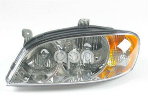 Fits Kia Spectra Sedan 4dr 02 03 04 Head Light Lamp Ok2nb51040b Lh