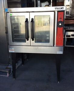 Vulcan Vc4gd Single Deck Gas Convection Oven