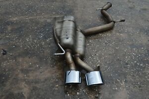 07 11 W211 Mercedes E63 Cls63 Amg Exhaust Muffler Left Driver Side Assembly Oem