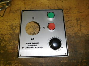 Hobart Mixer Start Stop Timer Kit 115 Volt Timer D 330 And D340 30 Qt