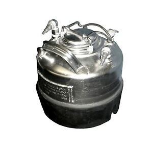Alloy Products Millipore T316 Stainless Steel 100psi 5 Liter Pressure Vessel