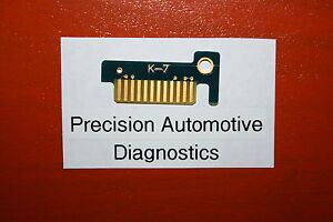 K 7 Personality Key For Snap On Scan Tool Mt2500 Mtg2500 Modis Solus Pro Verus